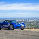 Lotus Adelaide Sports Car Dealership Taking Owners On Social Drives Into The Adelaide Hills With A Blue Lotus Elise Two Door Coupe