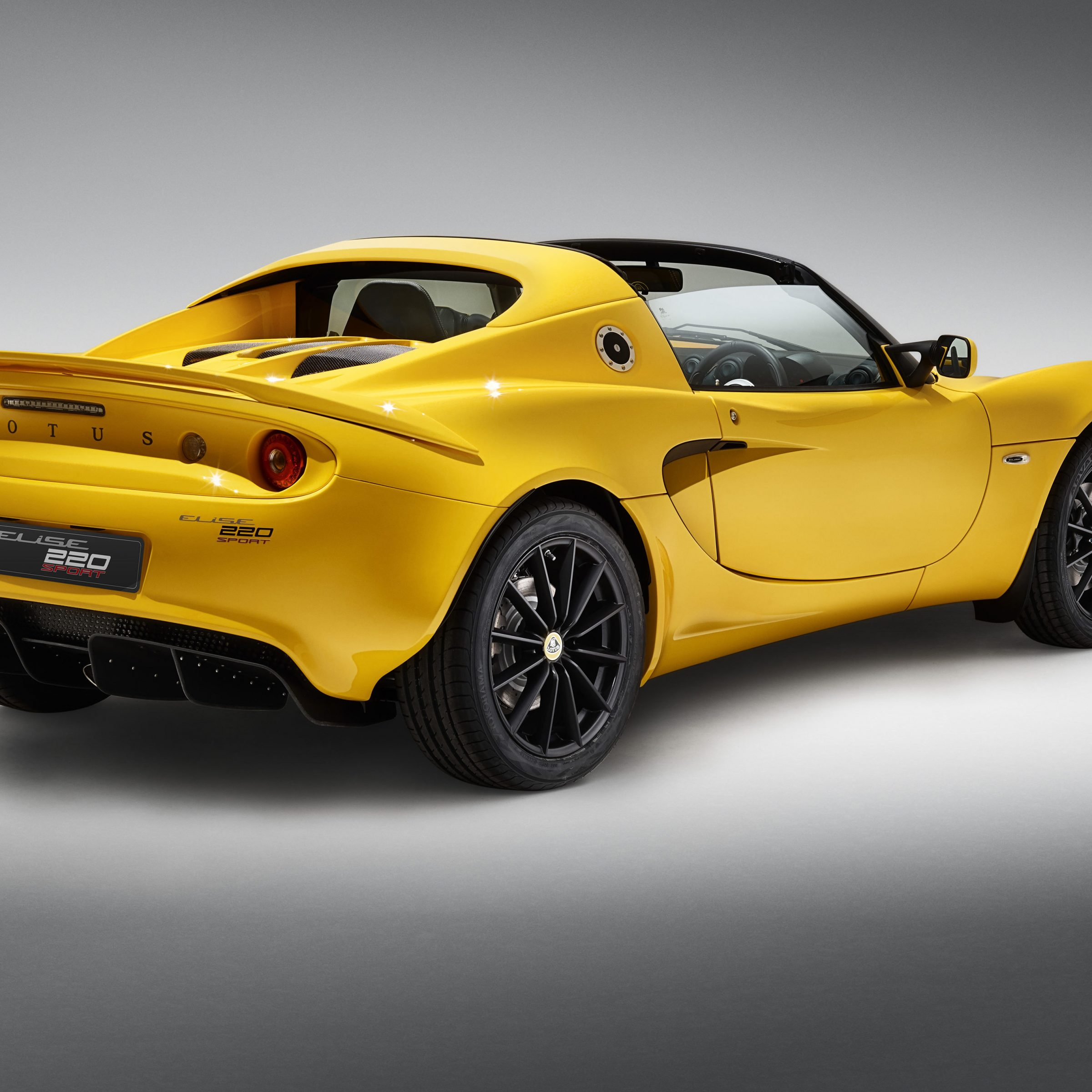 The Lotus Elise Sport 220 - Lotus Cars - For The Drivers