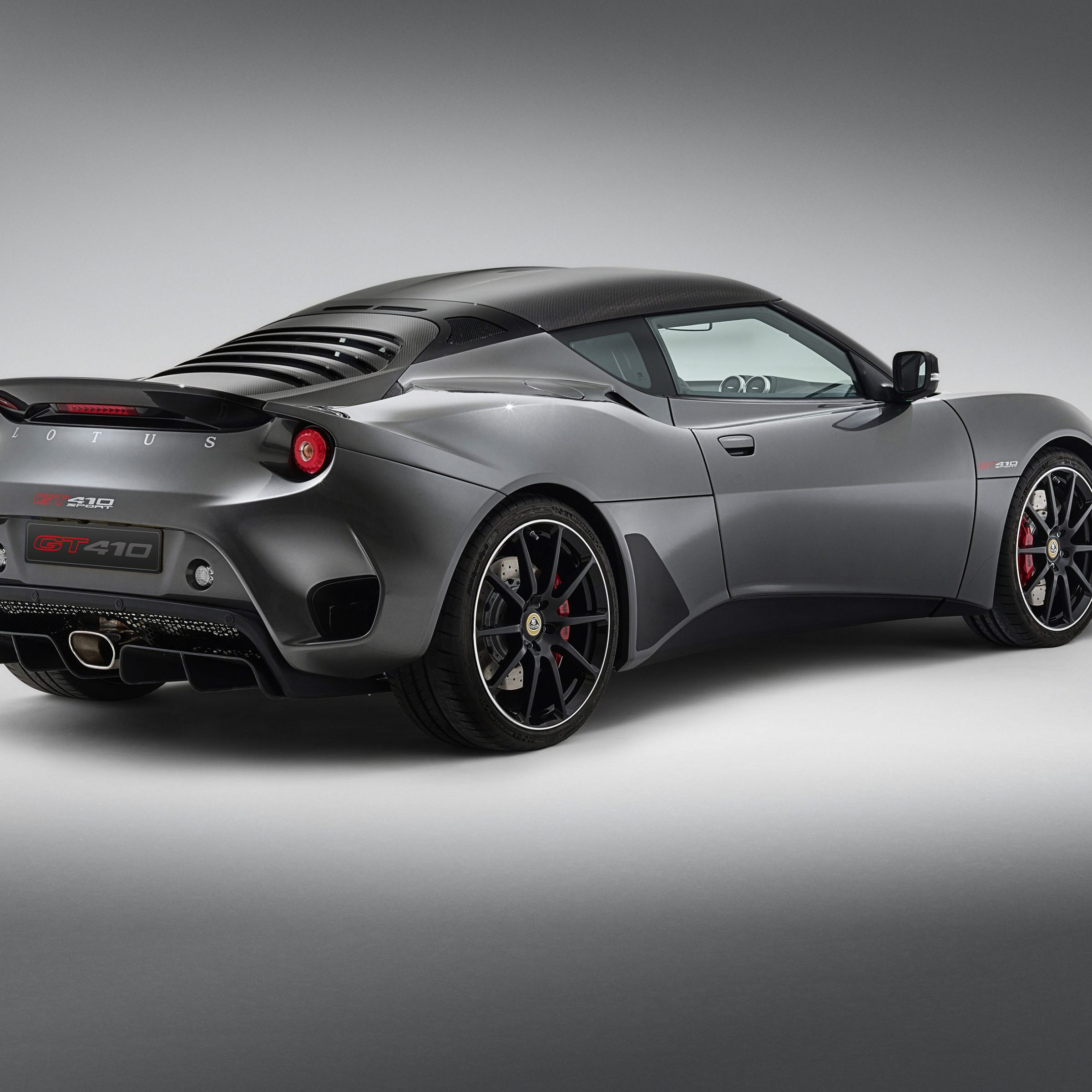 The Evora GT410 Sport