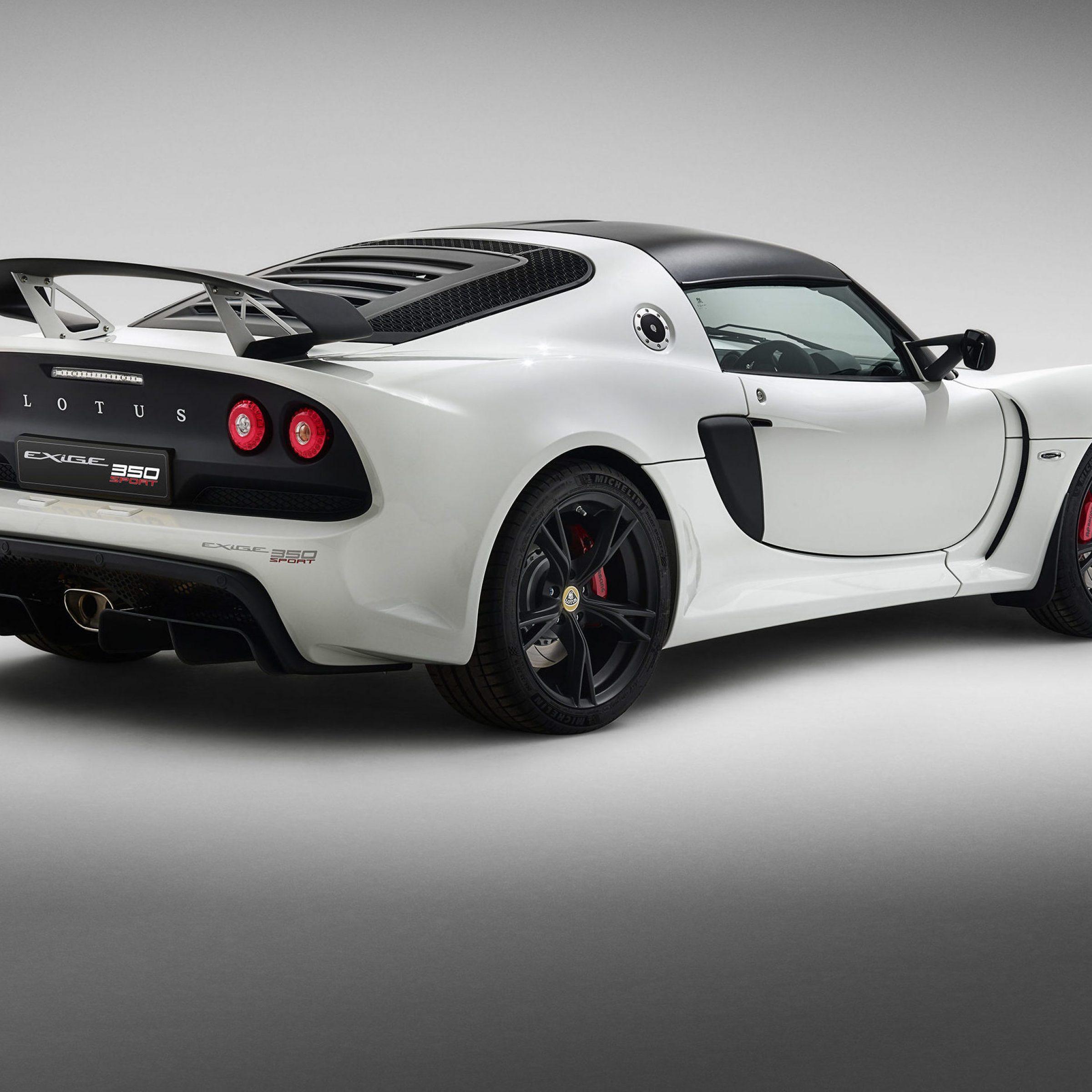 Lotus Exige: The Exige Sport 350