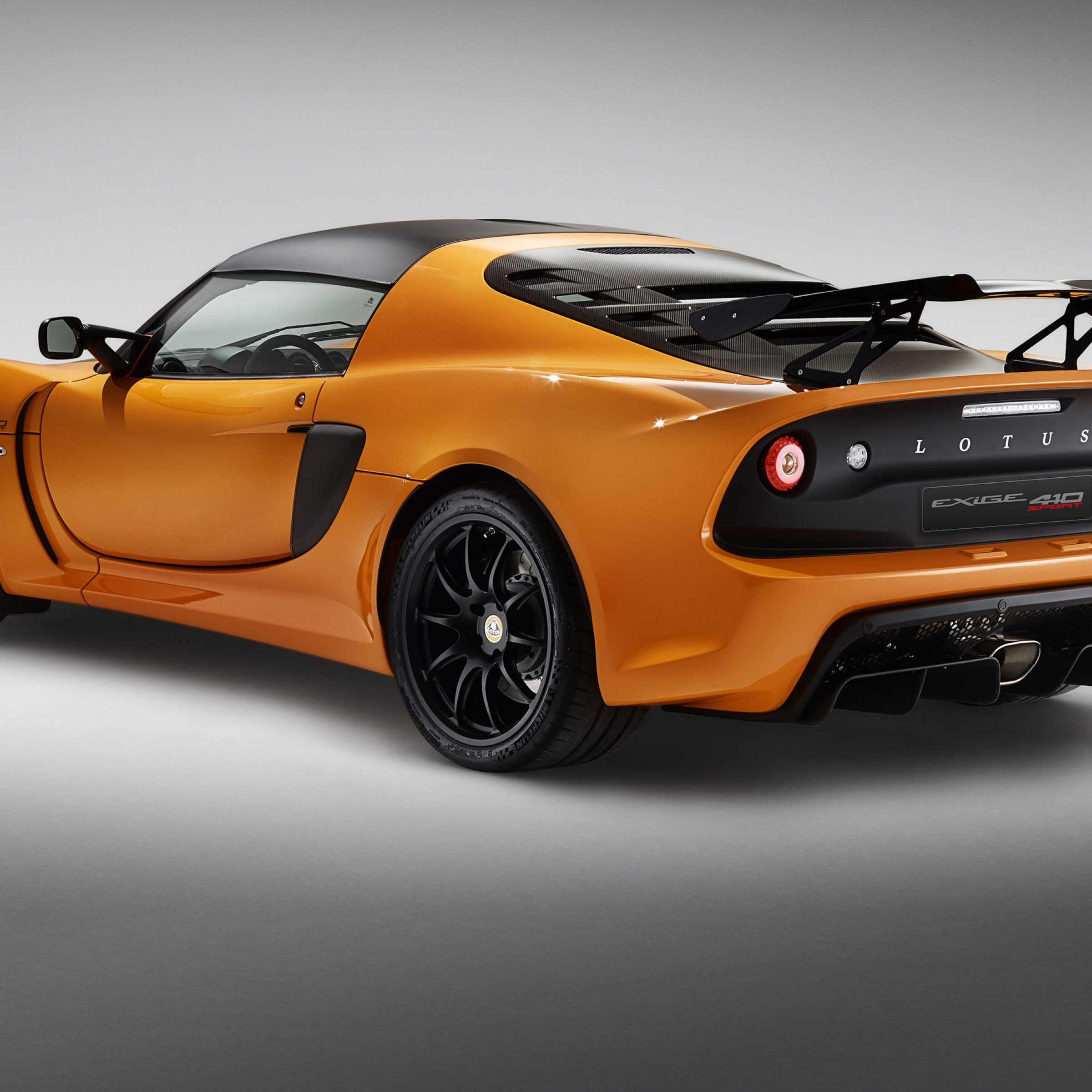 Lotus Exige: The Exige Sport 410