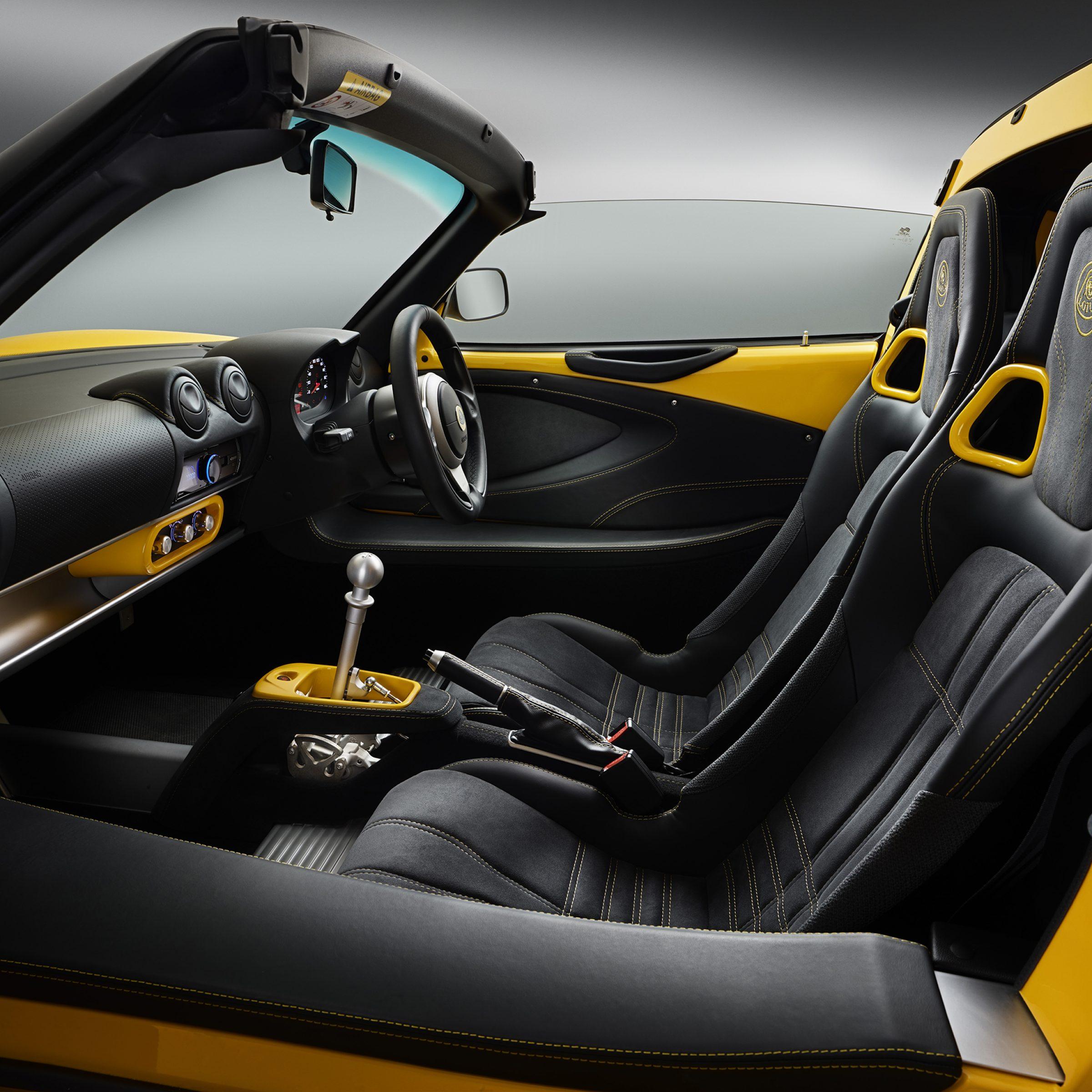 The Lotus Elise Sport 220