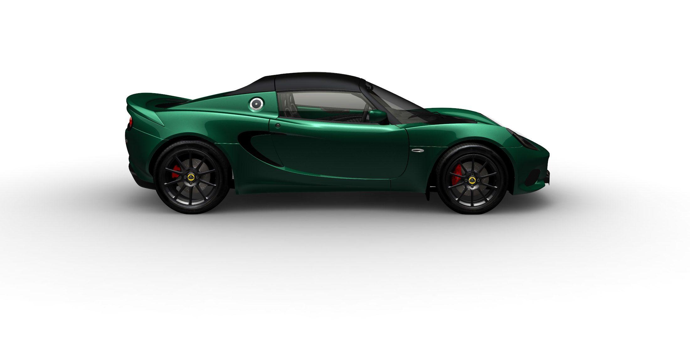c166392e328f Elise Sport 220 - Lotus Cars